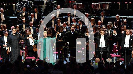Binaural mix of Verdi's Requiem
