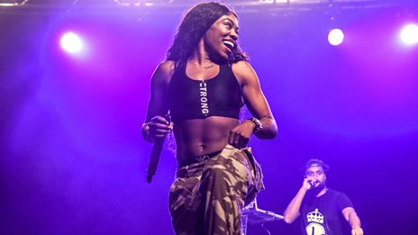 Lady Leshurr - Where Are You Now?