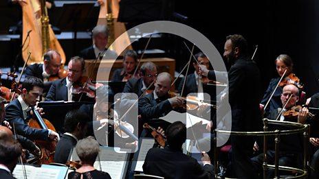Binaural mix of Schmidt's Symphony No 4