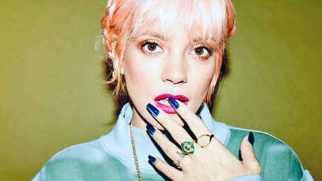 Lily Allen plays the Honesty Game!