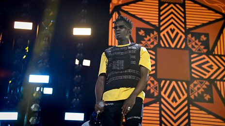 BBC Radio 1Xtra Live - Mr Eazi