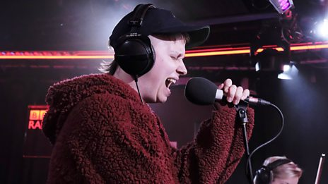 Live Lounge - Nothing But Thieves