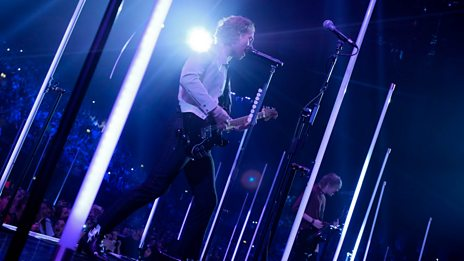 BBC Radio 1's Teen Awards - 5 Seconds of Summer
