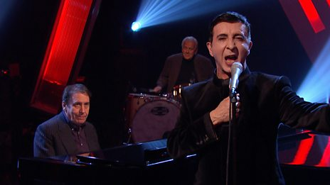 Marc Almond and Jools Holland - Mercedes 600
