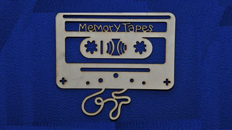 Leron Thomas of Pan Amsterdam's Memory Tape