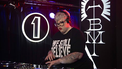 Radio 1 Live Music - The Black Madonna: The Essential Mix @ 25