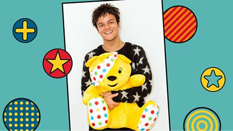 Jamie Cullum on the official BBC Children in Need single.