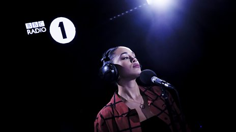 Live Lounge - Jorja Smith