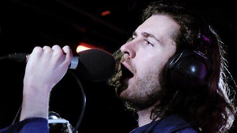 Live Lounge - Hozier