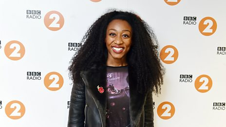Beverley Knight sung with Prince and Stevie Wonder, at the same time!