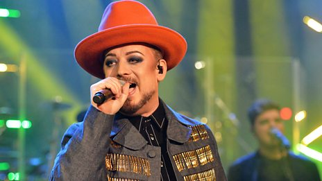 Radio 2 In Concert - Boy George and Culture Club