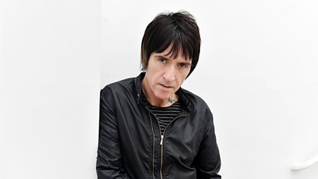 Johnny Marr on literally bringing the house down!