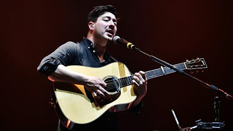 Live Lounge - Mumford & Sons