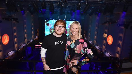 Ed Sheeran reveals when we can expect his next album!