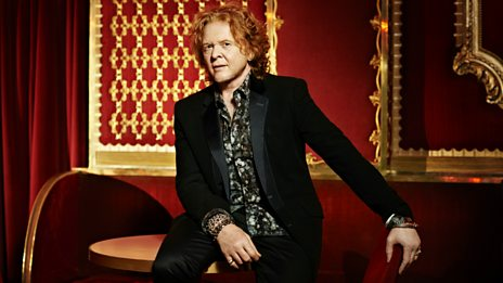 Mick Hucknall on performing live with a 40 piece orchestra in Amsterdam!