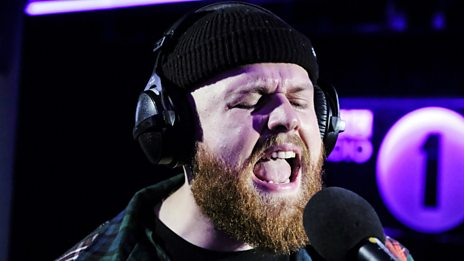 Live Lounge - Rudimental and Tom Walker