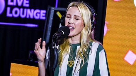 Live Lounge - Ellie Goulding