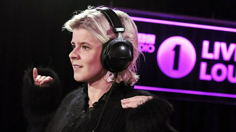 Live Lounge - Robyn