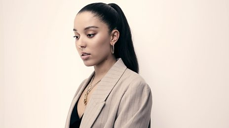 Grace Carter on her inspiration Alicia Keys