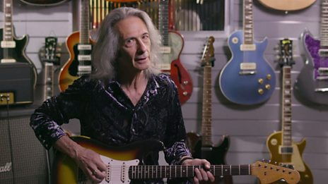 Lenny Kaye on the unique sound of the wah-wah pedal.