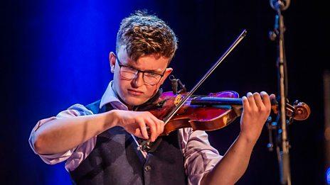 Benedict Morris  - Young Trad Winner 2019