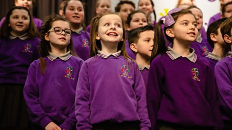 St Mary's Primary School - A Clare Benediction