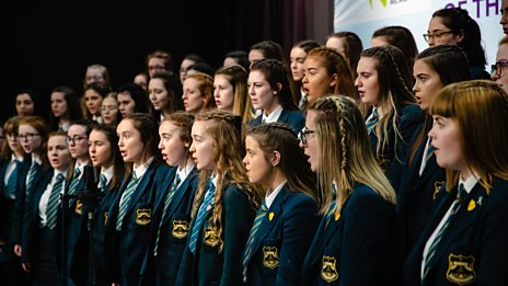 Thornhill College - Cantate Domino