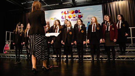 Belfast Model School for Girls - Somewhere Over the Rainbow