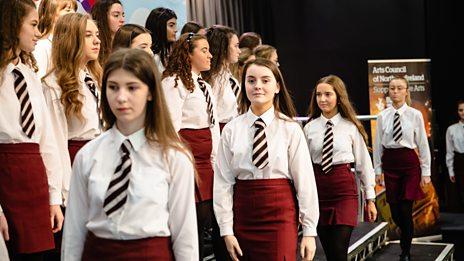 St Dominic's Grammar School - The Blessing