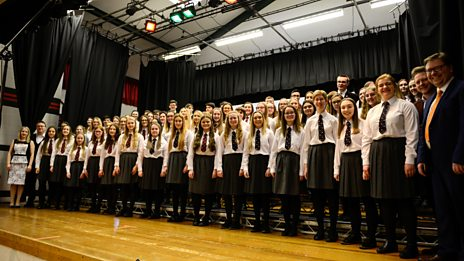 Carrickfergus Grammar School - Almighty and Everlasting God