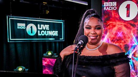 Live Lounge - Lizzo