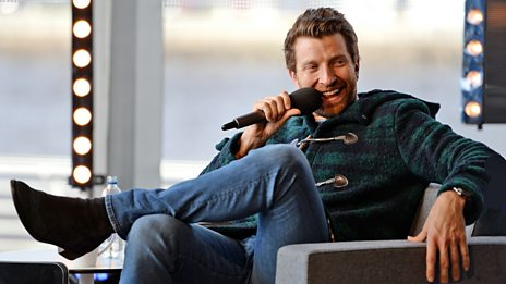 Brett Eldredge - Ricky Ross Interview