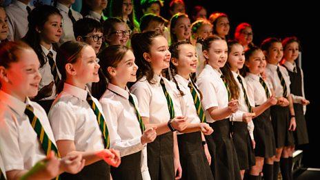 Ballyholme Primary School - Viva La Vida