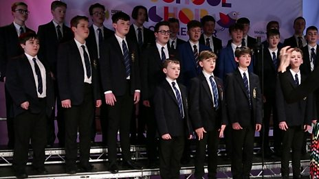 Bangor Grammar School - Kiss from a Rose