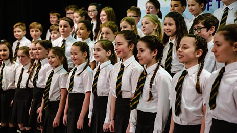 Ballyholme Primary School - You're My Guiding Light