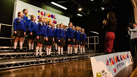 Macosquin Primary School - When You Believe