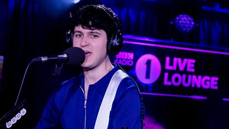 Live Lounge - Vampire Weekend
