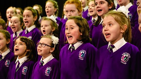 Holy Family Primary School - Ask Me to Sing