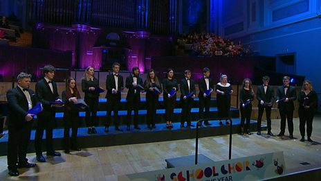 The Ulster Youth Chamber Choir - Bogoroditse Devo