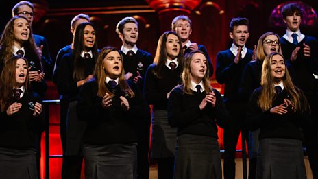 Dalriada School - My Soul's been Anchored in the Lord