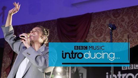 Blithe at Great Escape 2019 (BBC Music Introducing)
