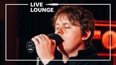 Live Lounge - Lewis Capaldi