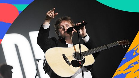 BBC Radio 1's Big Weekend - Lewis Capaldi
