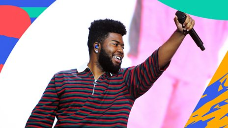 BBC Radio 1's Big Weekend - Khalid at Radio 1's Big Weekend