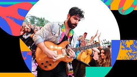 BBC Radio 1's Big Weekend - Foals - My Number