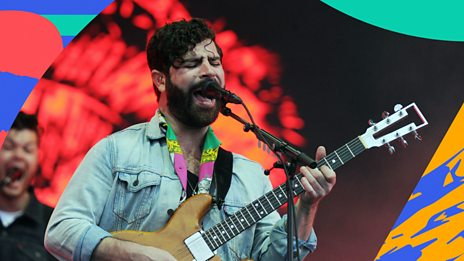 BBC Radio 1's Big Weekend - Foals