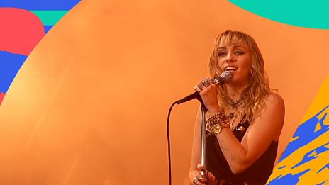 BBC Radio 1's Big Weekend - Miley Cyrus