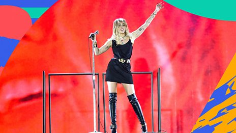 BBC Radio 1's Big Weekend - Miley Cyrus - Live In Middlesbrough