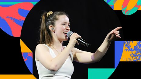 BBC Radio 1's Big Weekend - Sigrid - Don't Feel Like Crying
