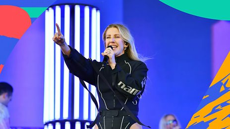 BBC Radio 1's Big Weekend - Ellie Goulding - Live In Middlesbrough